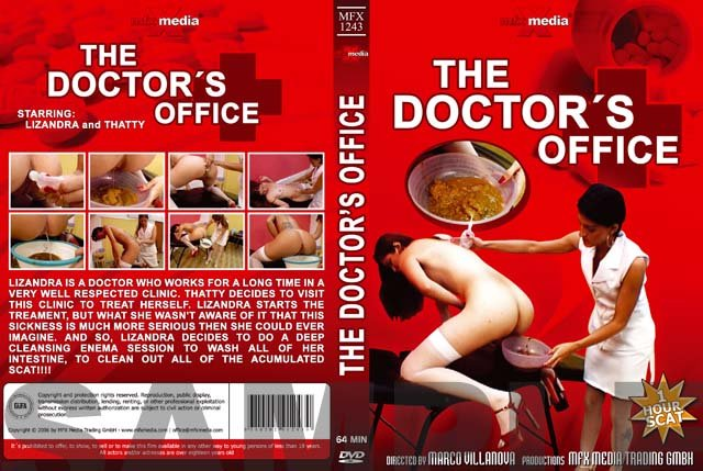 MFX-1243 The Doctor's Office [DVDRip]  2018 (Actress: Tatthy, Lizandra)
