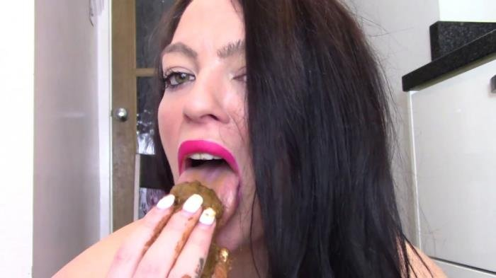 Lick And Suck My Shit Till I Cum [FullHD 1080p]  2018 (Actress: evamarie88)