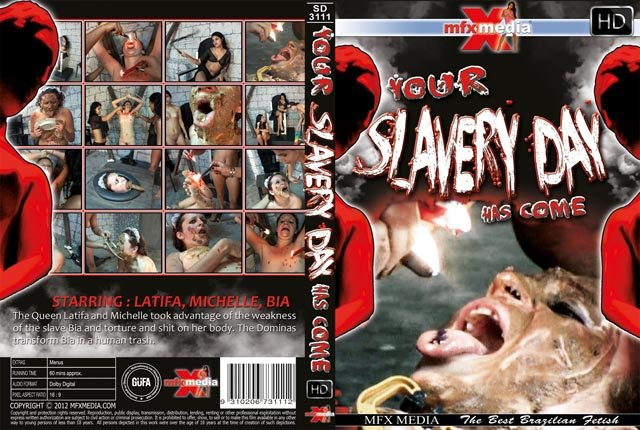[SD-3111] Your Slavery Day Has Come [HDRip]  2018 (Actress: Latifa, Mochelle, Bia)