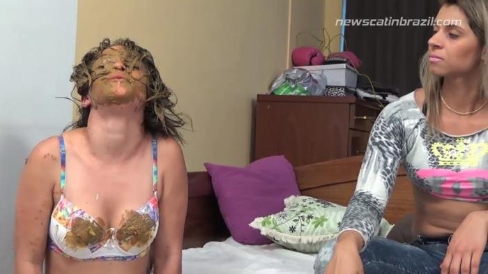 Mopping Your Face on Shit [HD 720p]  2018 (Actress: Bia)