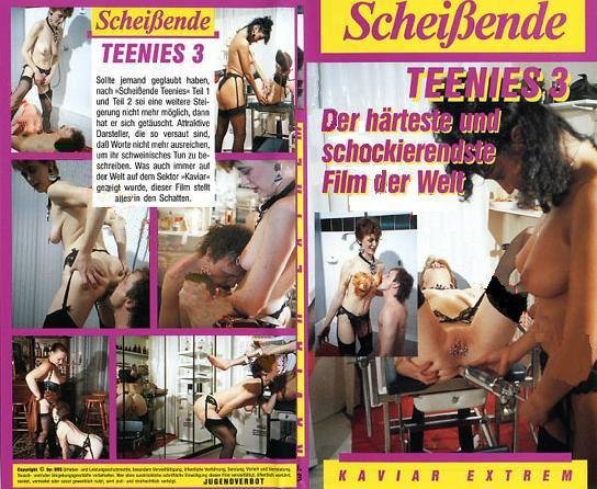 Scheißende Teenies 3 [DVDRip]  2018 (Actress: Anita Feller)