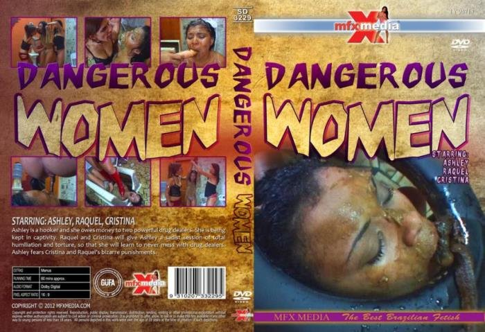 SD-3229 Dangerous Women [HD 720p]  2018 (Actress: Ashley, Raquel, Cristina)