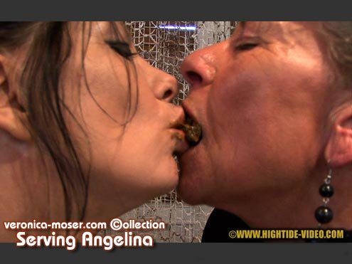 VM44 - SERVING ANGELINA [HD 720p]  2018 (Actress: Veronica Moser, Angelina)