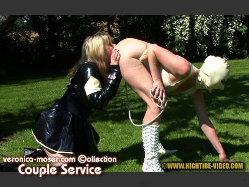 VM40 - COUPLE SERVICE [HD 720p]  2018 (Actress: Veronica Moser, Madame LL, 1 male)