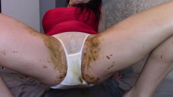 Such A Kinky Scat Slut [FullHD 1080p]  2018 (Actress: evamarie88)