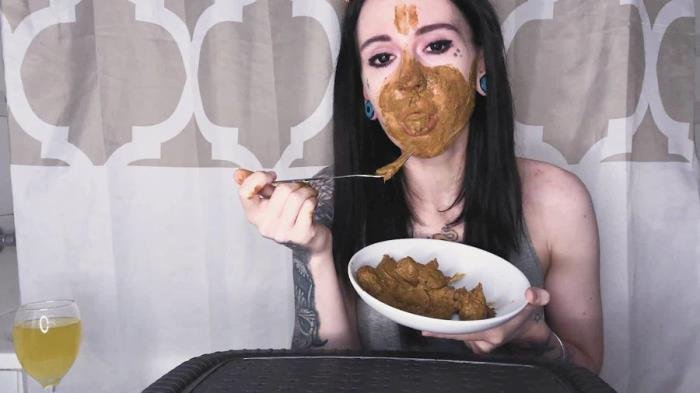 Real Scat Breakfast [FullHD 1080p]  2019 (Actress: DirtyBetty)