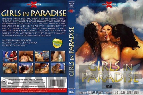 MFX-836 Girls In Paradise [DVDRip]  2019 (Actress: Hannah, Iris, Karla)