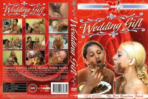 MFX-3065 Wedding Gift [HDRip]  2019 (Actress: Adrielle, Latifa, Melanie, Dyana, Najara)