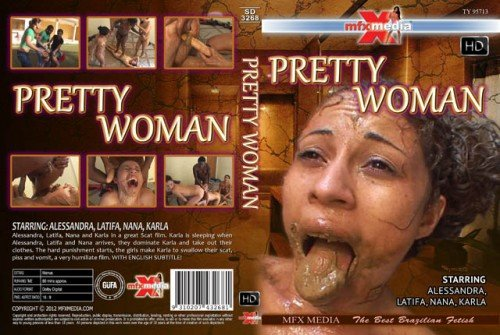 SD-3268 Pretty Woman [HDRip]  2019 (Actress: Alessandra, Latifa, Nana, Karla)
