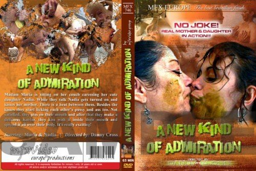 MFX-746 A New Kind Of Admiration [SD]  2019 (Actress: Maria, Nadja)