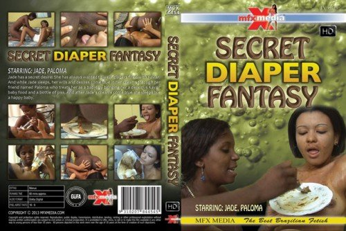 MFX-4454 Secret Diaper Fantasy R78 [HD 720p]  2019 (Actress: Jade, Paloma)