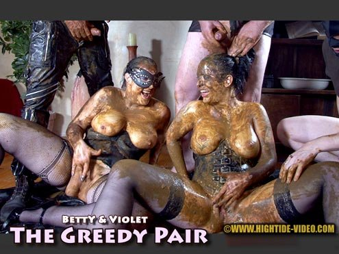 THE GREEDY PAIR [HD 720p]  2019 (Actress: Betty, Violet, 3 males)
