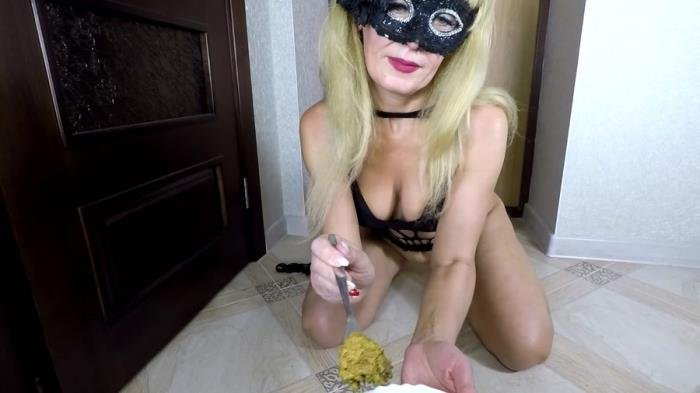 Spoon Feeding You My Shit [FullHD 1080p]  2020 (Actress: scatdesire)