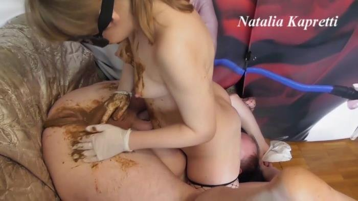 Learn getting shit out ass to feed yourself [FullHD 1080p]  2020 (Actress: Mistress)