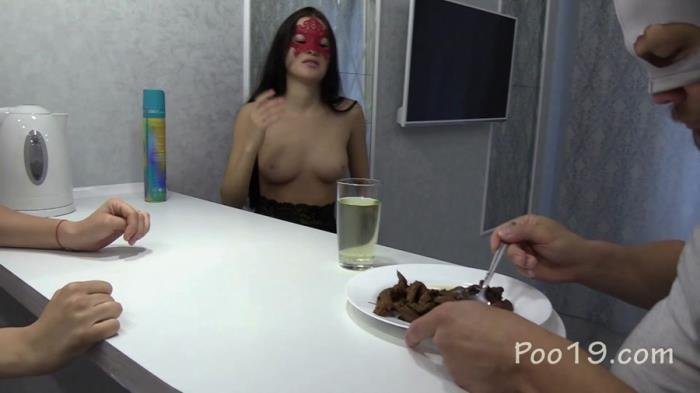 I love the taste of female shit! [FullHD 1080p]  2020 (Actress: MilanaSmelly)