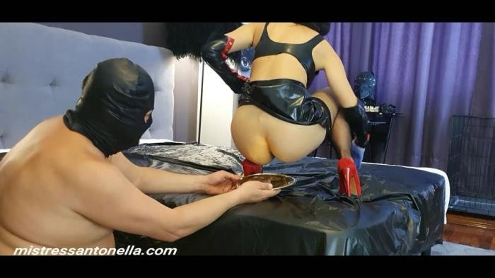 Birthday of the Supreme Goddess [FullHD 1080p]  2020 (Actress: MistressAntonellaSilicone)