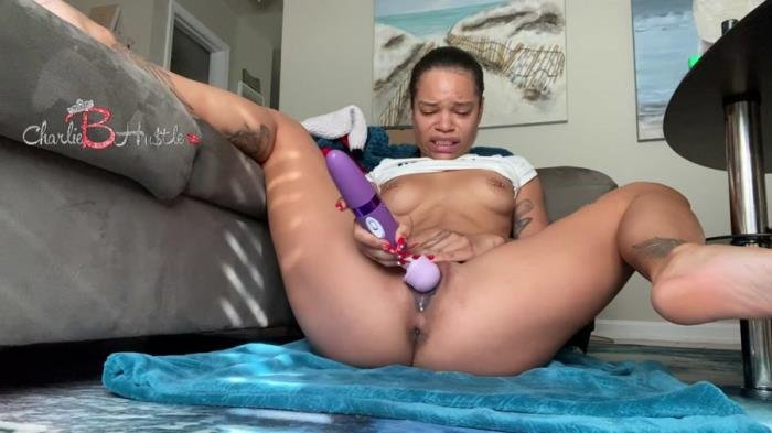 Solo double penetration gone wrong [FullHD 1080p]  2020 (Actress: ScatCatCharlieB)
