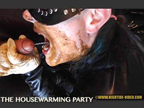 THE HOUSEWARMING PARTY [HD 720p]  2020 (Actress: Violet, 1 male)