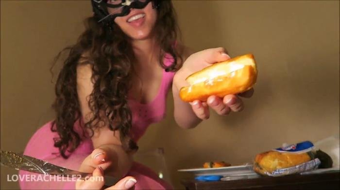 Eat My SHIT Filled Twinkies [FullHD 1080p]  2020 (Actress: LoveRachelle2)