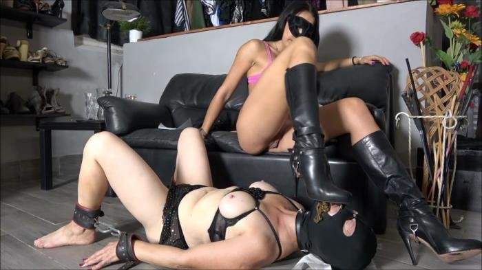 Female Slave Shitted And Peed [FullHD 1080p]  2020 (Actress: Mistress Gaia)