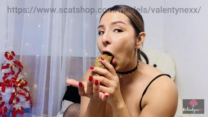 Licking my hard poo! [FullHD 1080p]  2021 (Actress: Valentynexx)